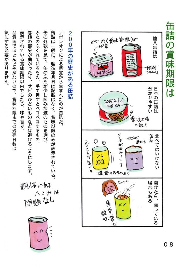 缶詰の選び方